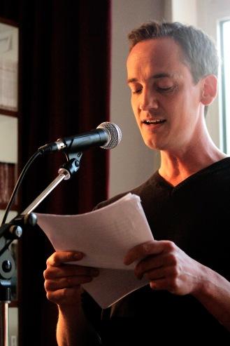 Lesebühne Vision und Wahn: David Wonschewski